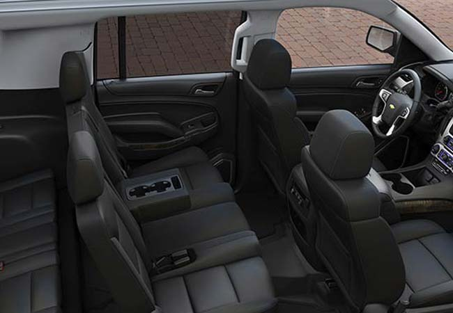 Chevy Suburban Seating >> Chevrolet Suburban Zbest Limousine Service