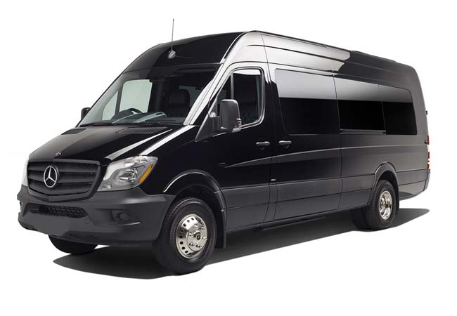 Mercedes Sprinter Limo